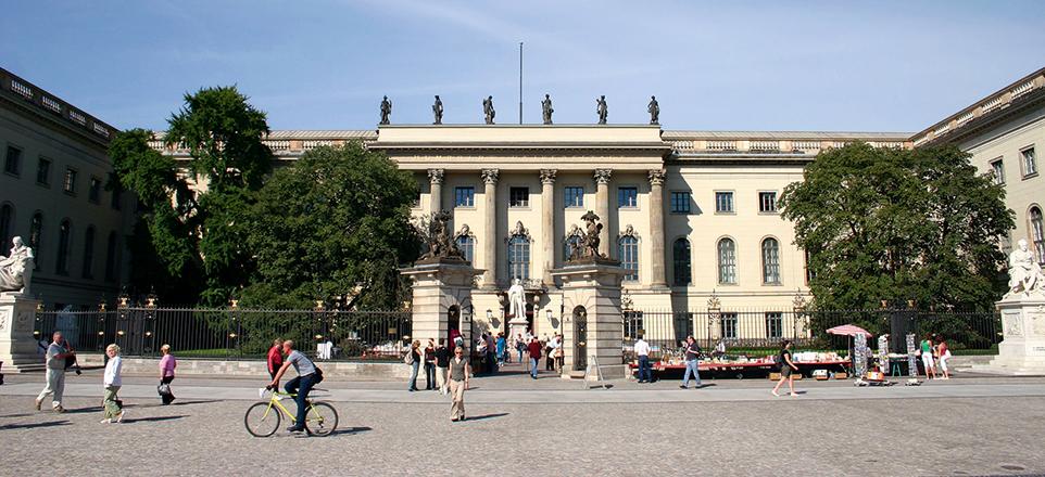 Sportwissenschaft Studium Berlin